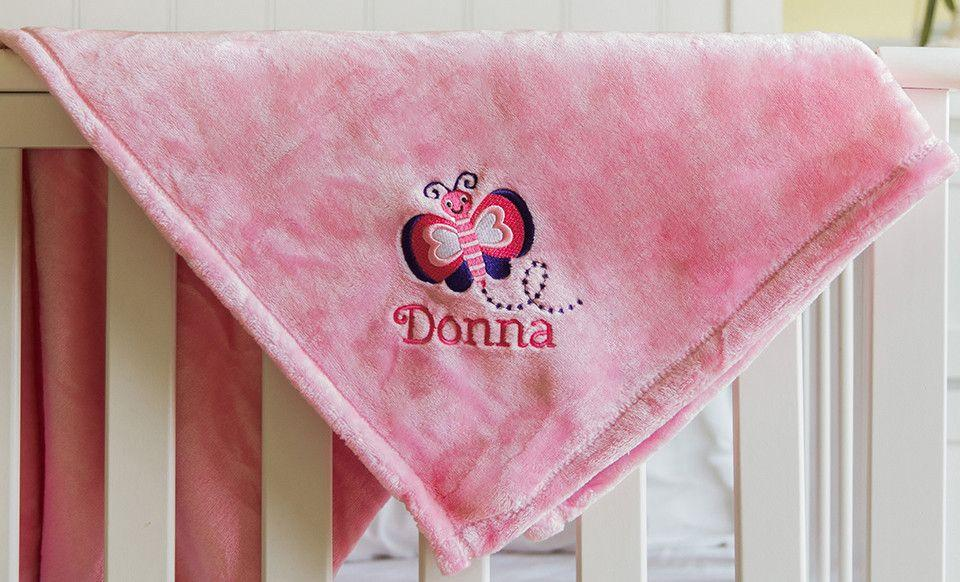 Personalized Baby Blankets with Exclusive Animal Designs