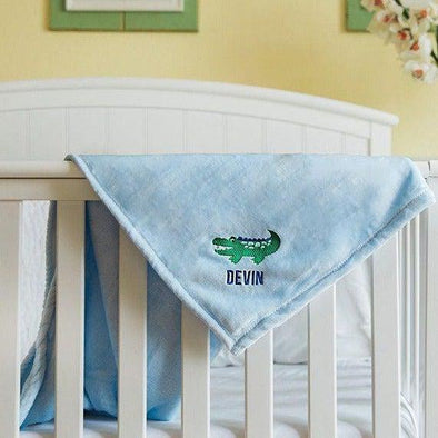 Personalized Baby Blankets with Exclusive Animal Designs -  - Qualtry