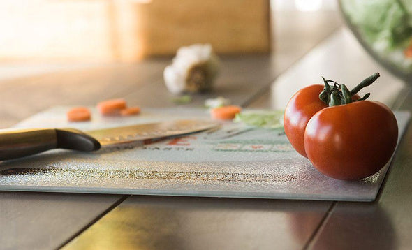 Personalized Trendy Glass Cutting Boards -  - Qualtry