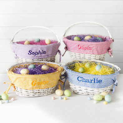 Personalized Easter Baskets -  - Qualtry