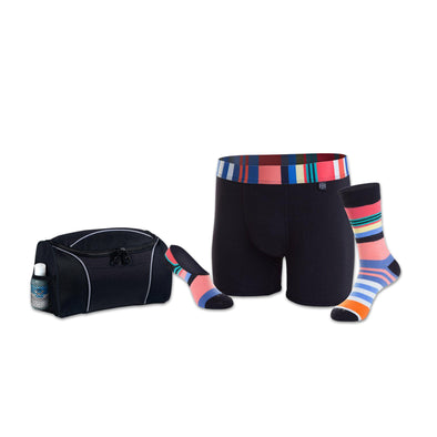 Men's Undergarment Set – The Flying Cross with Travel Kit -  - JDS