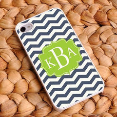 Personalized Chevron iphone Covers - Preppy Sailor 4 -  - Gifts for Her - AGiftPersonalized