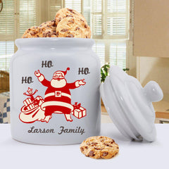 Personalized Holiday Cookie Jars - Vintage - Keepsake Gifts - AGiftPersonalized