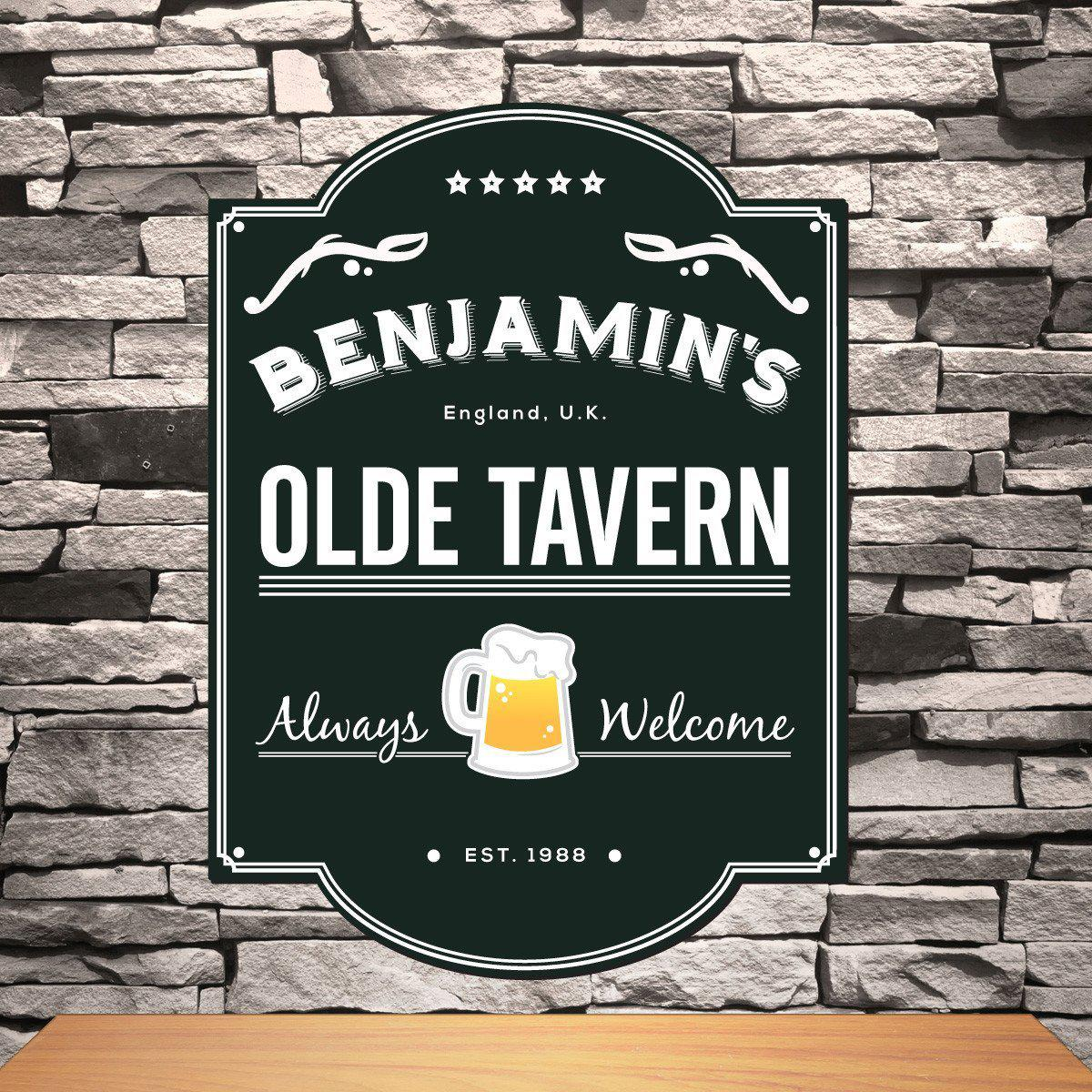 Personalized-Classic-Tavern-Sign