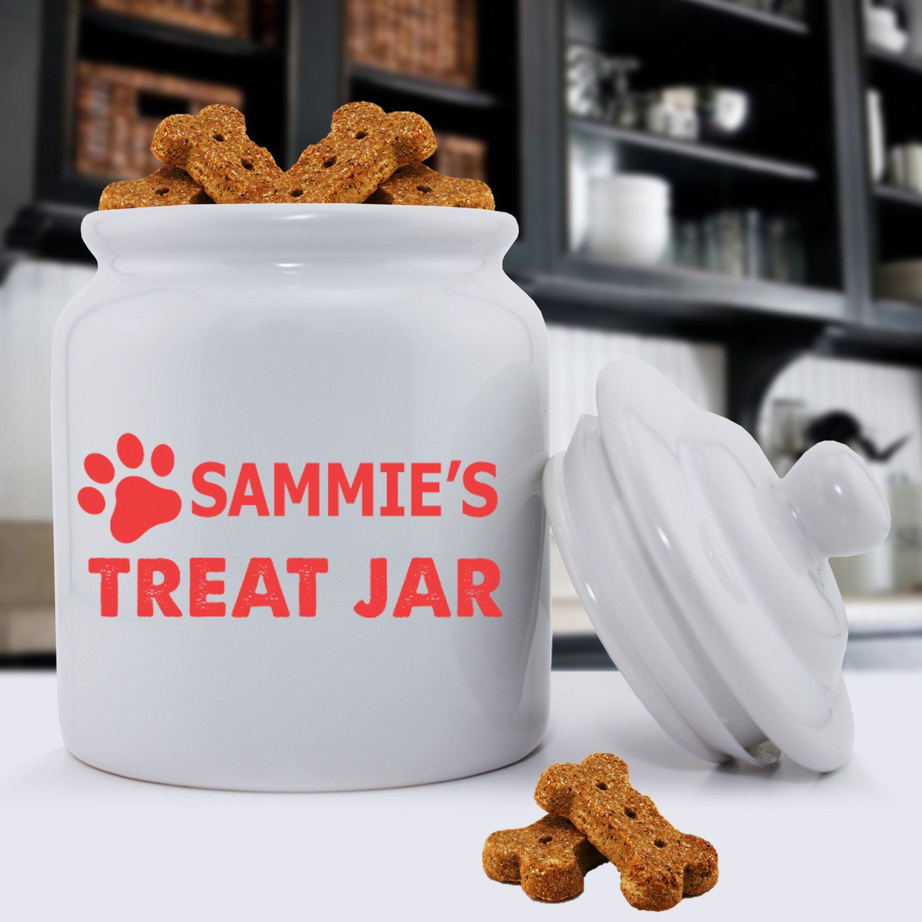 Personalized-Colorful-Classic-Dog-Treat-Jars-Happy-Paws