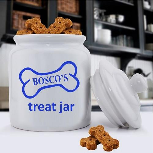 Personalized-Colorful-Classic-Dog-Treat-Jars-Bright-Treats