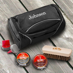 Personalized Shoe Shining Kit -  - Desk and Office - AGiftPersonalized