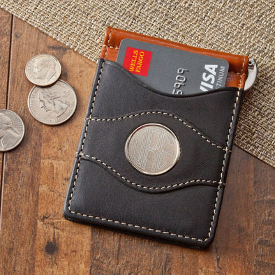 Personalized Leather Two Toned Wallets -  - JDS