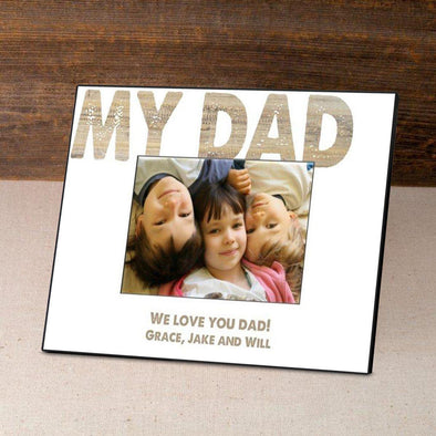 Personalized Father's Day Frame-My Dad -  - JDS