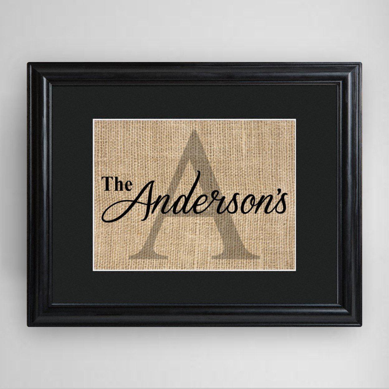 Personalized-Family-Name-Initial-Framed-Print