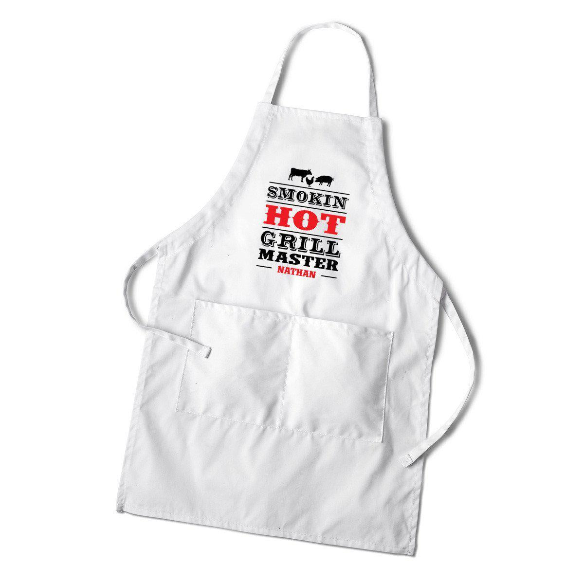 Personalized-BBQ-and-Grilling-Apron