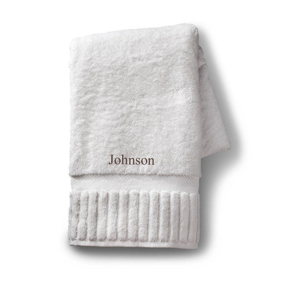 Personalized Plush Bath Towel -  - JDS