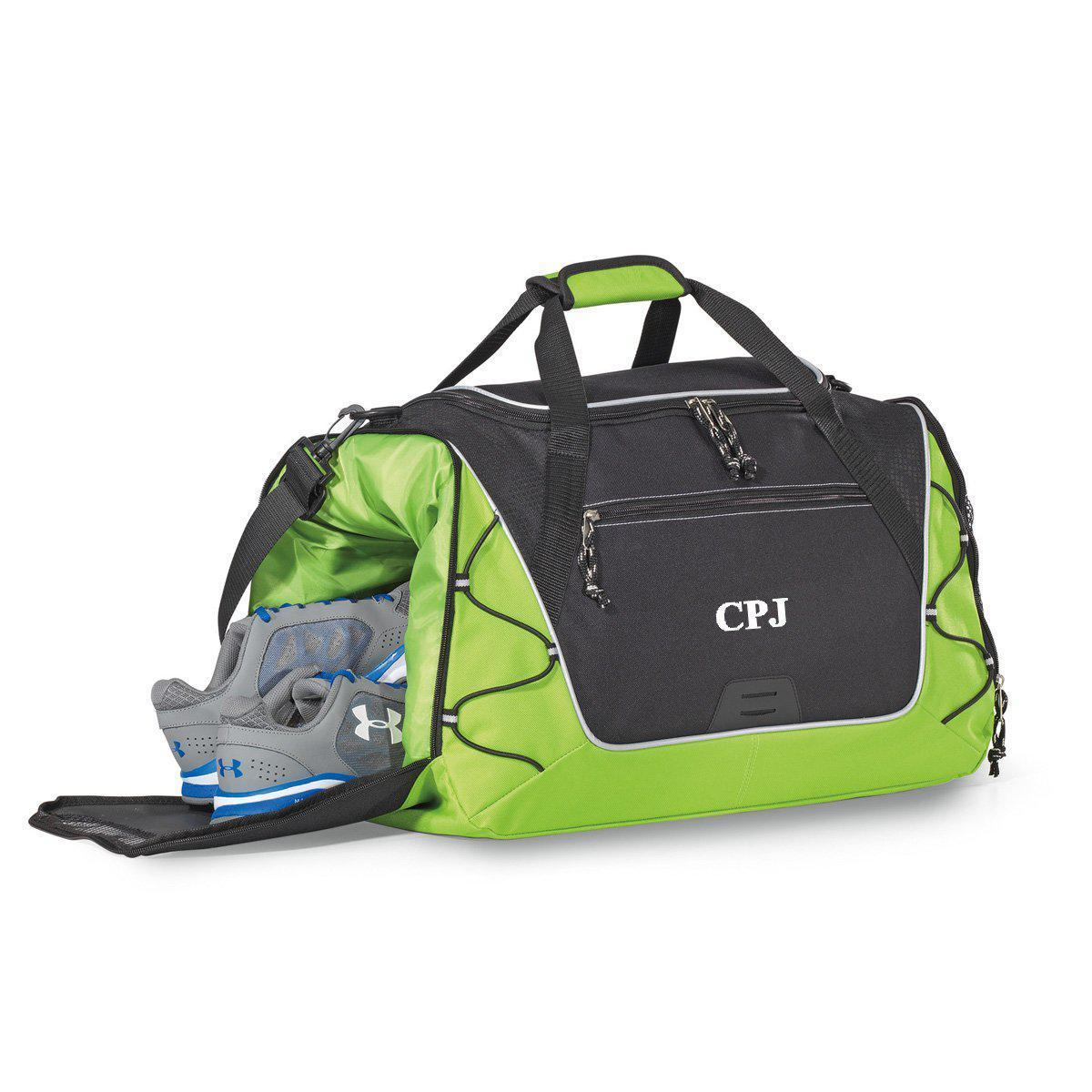 Personalized Duffle and Gym Bag