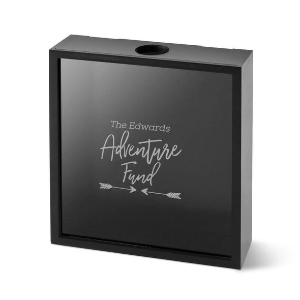 Personalized Adventure Fund Shadow box - AdventureFund - JDS