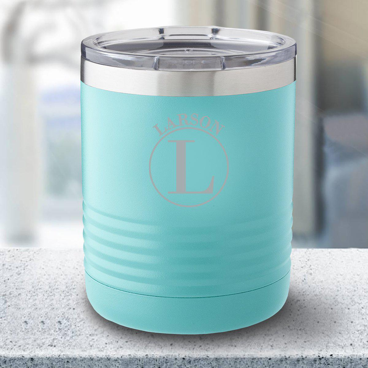 Personalized 10 oz. Tumbler - Mint