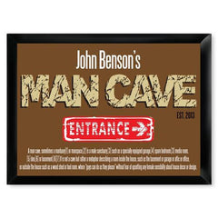 Personalized Traditional Bar Signs - Personalized Pub Signs - Defined