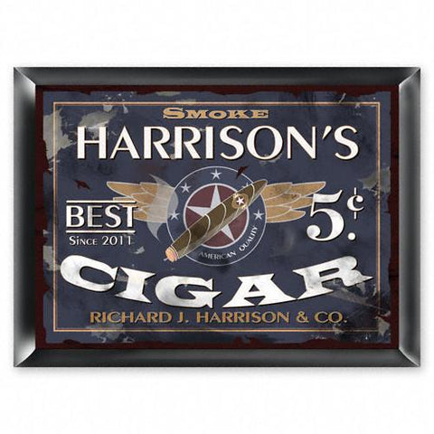 Personalized Traditional Bar Signs - Personalized Pub Signs - Patriot
