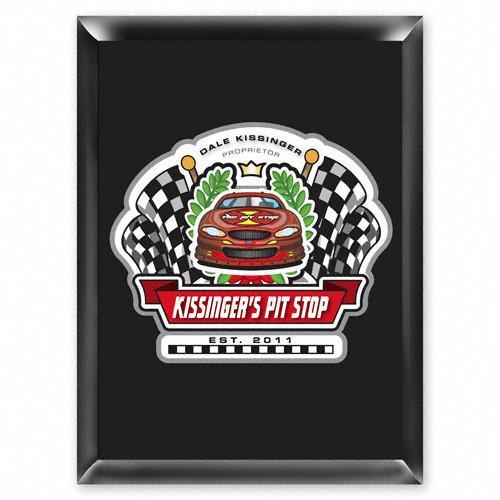 Personalized Traditional Bar Signs - Personalized Pub Signs - Racing - JDS