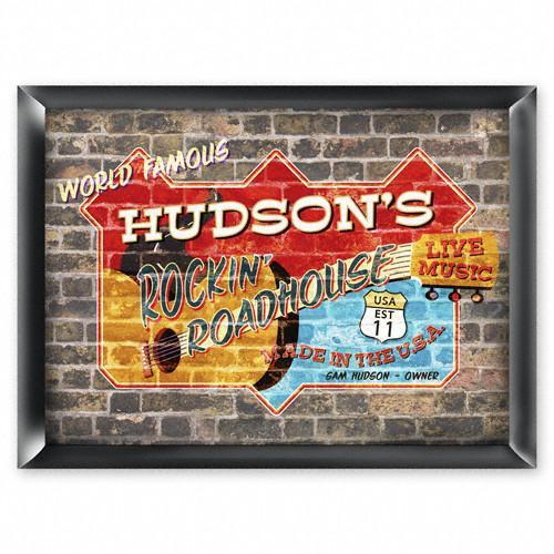 Personalized Traditional Bar Signs - Personalized Pub Signs - RoadHouse - JDS
