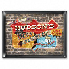 Personalized Traditional Bar Signs - Personalized Pub Signs - RoadHouse