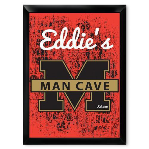 Personalized Traditional Bar Signs - Personalized Pub Signs - Stadium - JDS