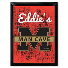 Personalized Traditional Bar Signs - Personalized Pub Signs - Stadium