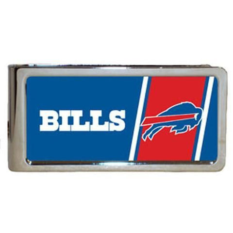 Personalized Money Clip - NFL Team Money Clips - Bills