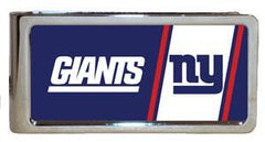Personalized Money Clip - NFL Team Money Clips - Giants