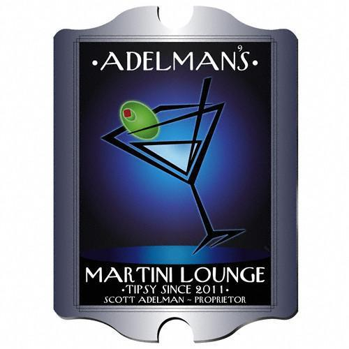 Personalized Vintage Series Pub Sign - AfterHours - JDS