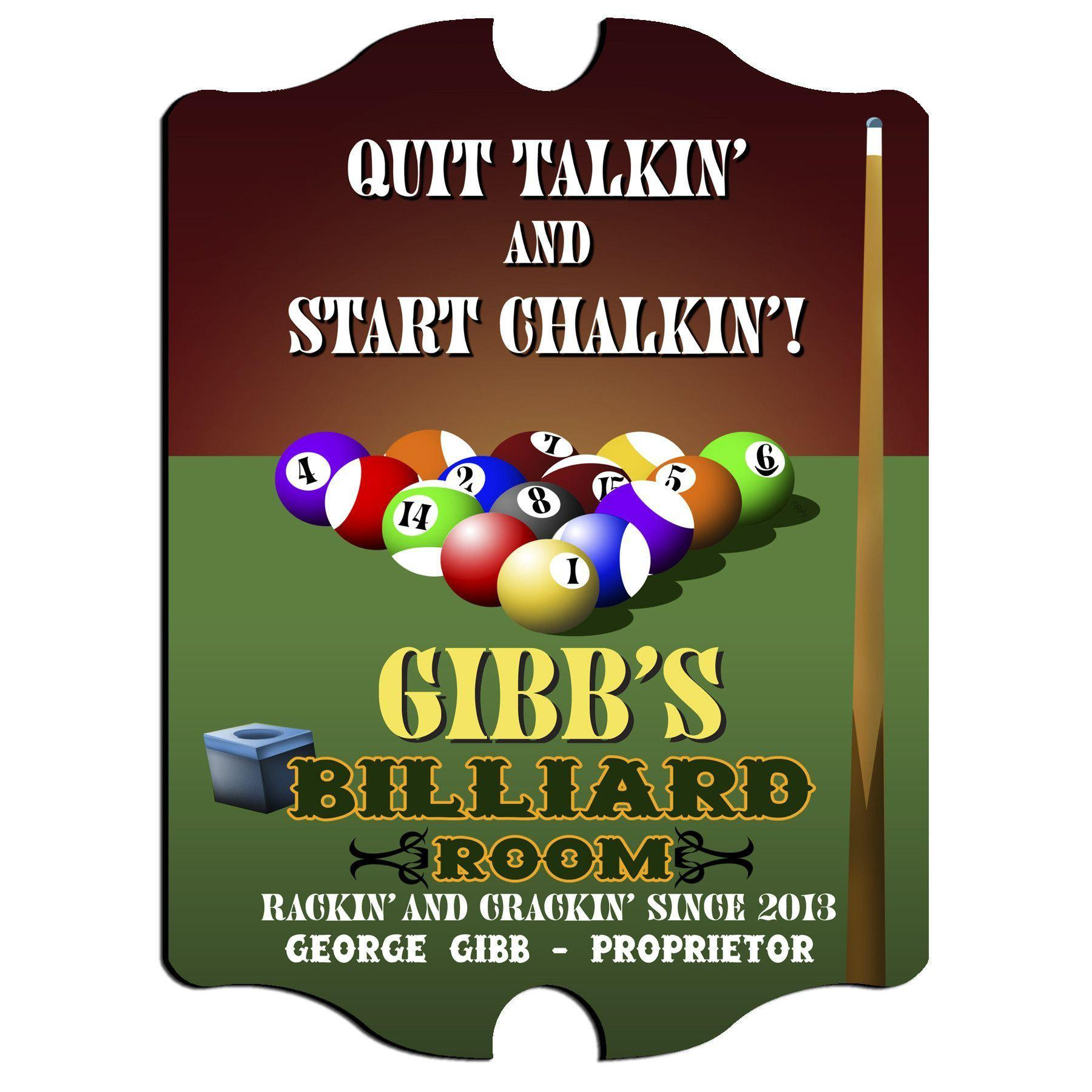 Personalized-Vintage-Series-Sign-Billiards