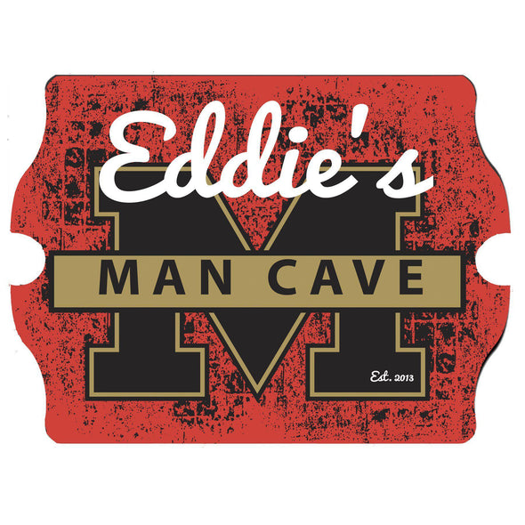 Personalized Vintage Series Pub Sign - StadiumManCave - JDS