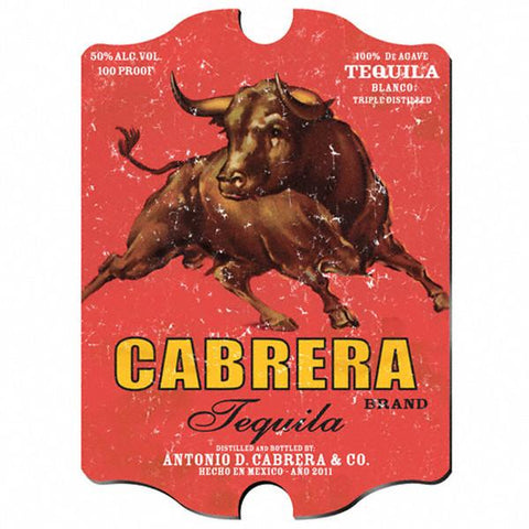 Personalized Vintage Series Sign - Tequila -