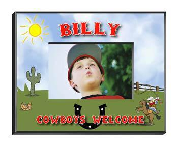 Personalized Little Boy Children's Picture Frames - All -  - Frames - AGiftPersonalized