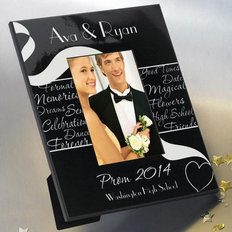 Personalized Picture Frame - Prom Frame -  - Frames - AGiftPersonalized