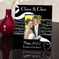 Personalized Prom Frame