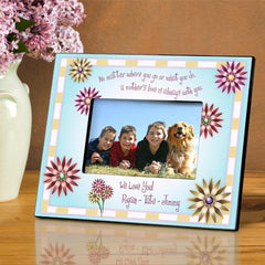 Personalized Mothers Poem Frame - Mother's Love Is Always With You -