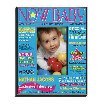 Personalized Baby Boy Picture Frame -  - JDS