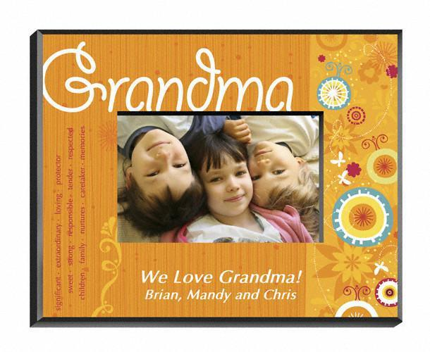 Personalized-Sunshine-and-Flowers-Frame-Grandma