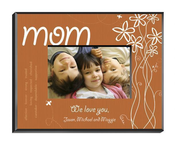 Personalized Breath of Spring Frame - Mom