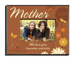 Personalized Springtime Celebration Frame - Mother -  - Gifts for Mom - AGiftPersonalized