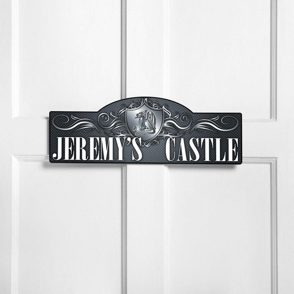 Personalized Kid's Door Signs - Room Sign - Sports Themed Signs - Windsor - JDS