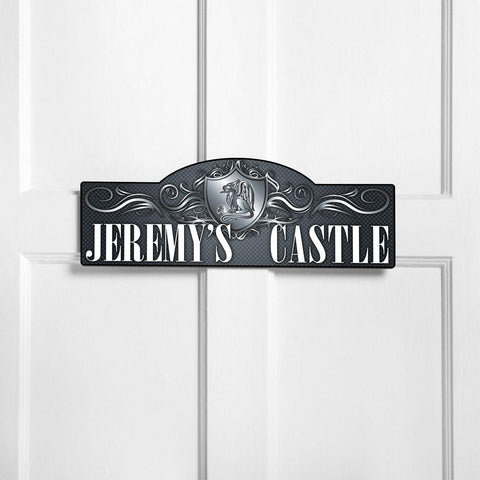 Personalized Boys and Sports Themed Room Signs -  - Gifts for Kids - AGiftPersonalized