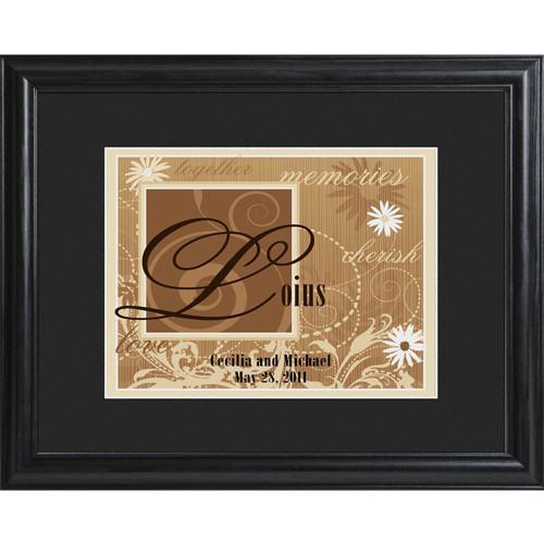 Personalized-Couples-Name-Sign-Framed-Brown