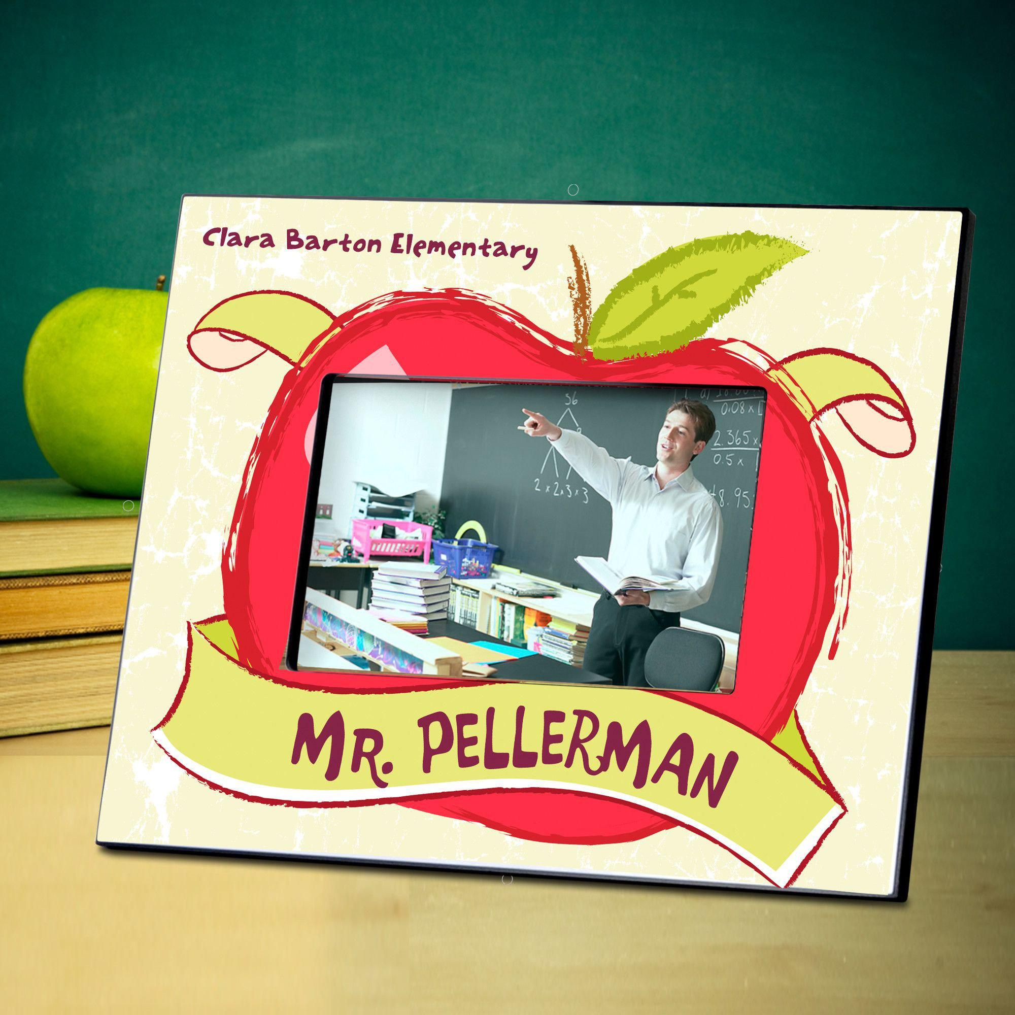 Personalized-Picture-Frame-Teachers