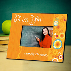 Personalized Picture Frame - Teachers -