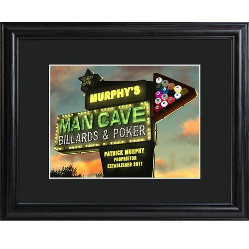Personalized-Marquee-Framed-Sign-Man-Cave