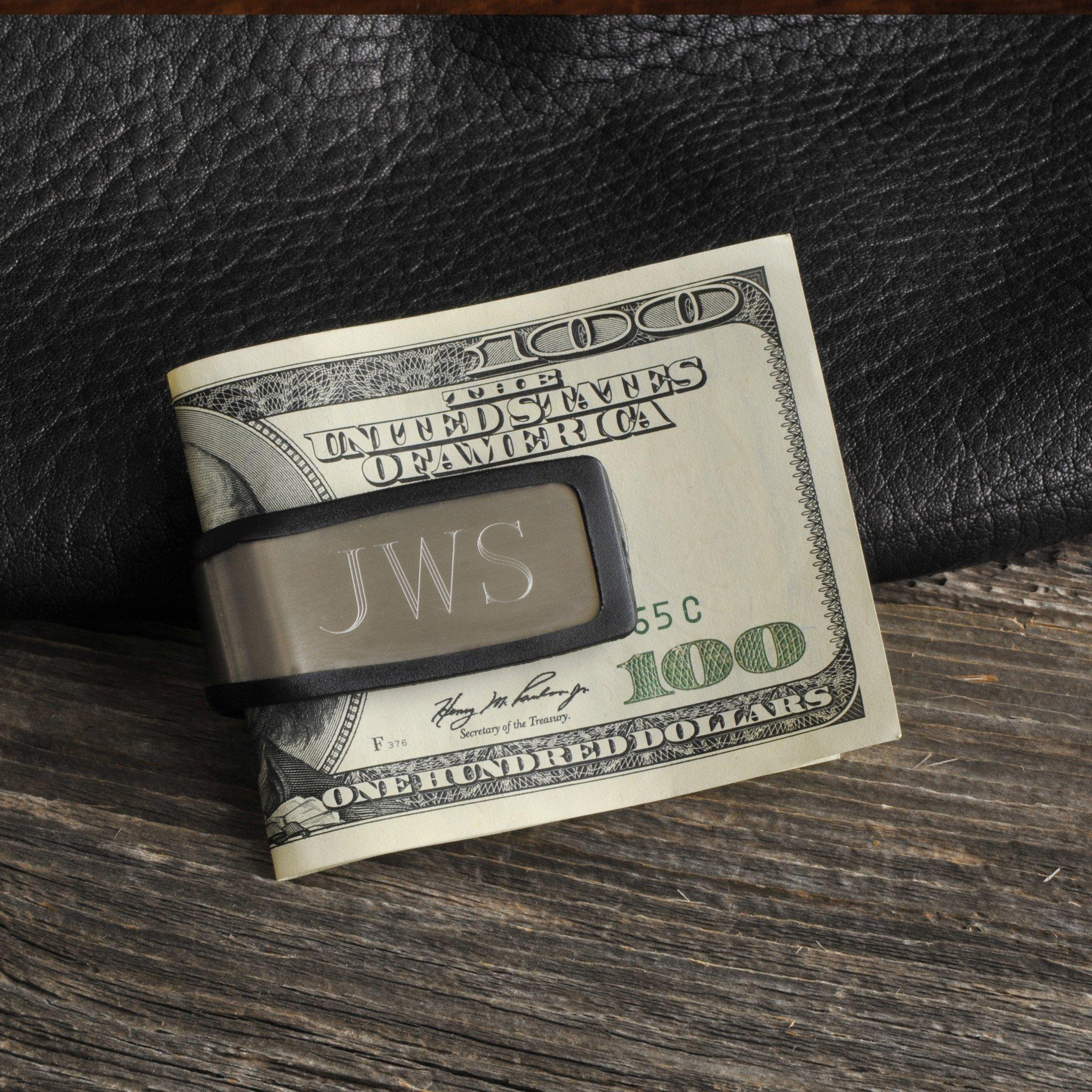Personalized-Money-Clip-Stainless-Steel-Sporty-Fit