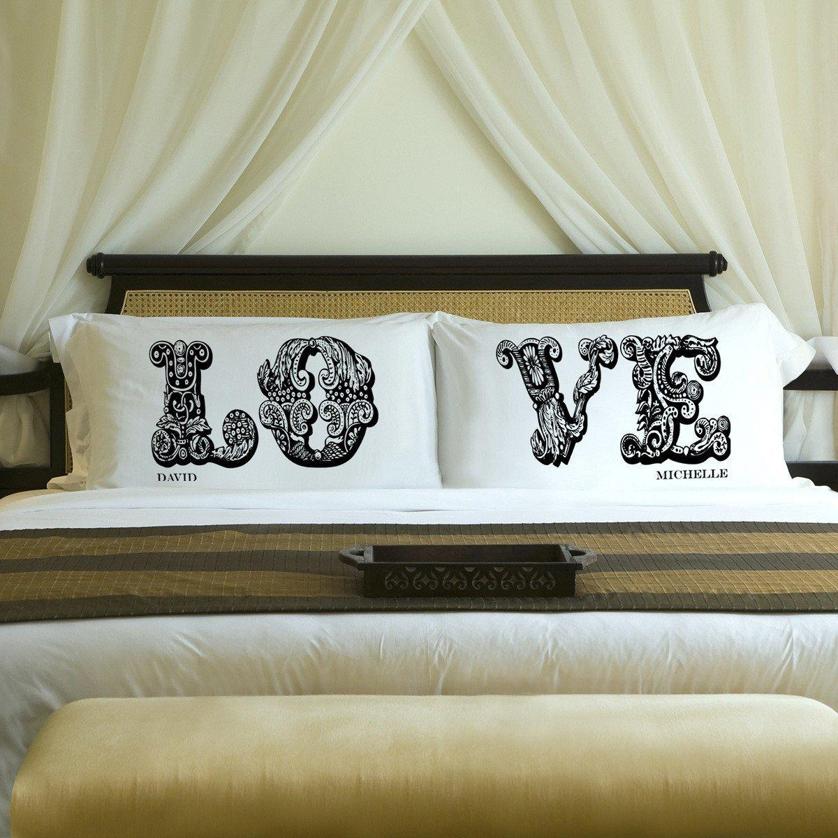 Personalized-Couples-Pillow-Case-Set
