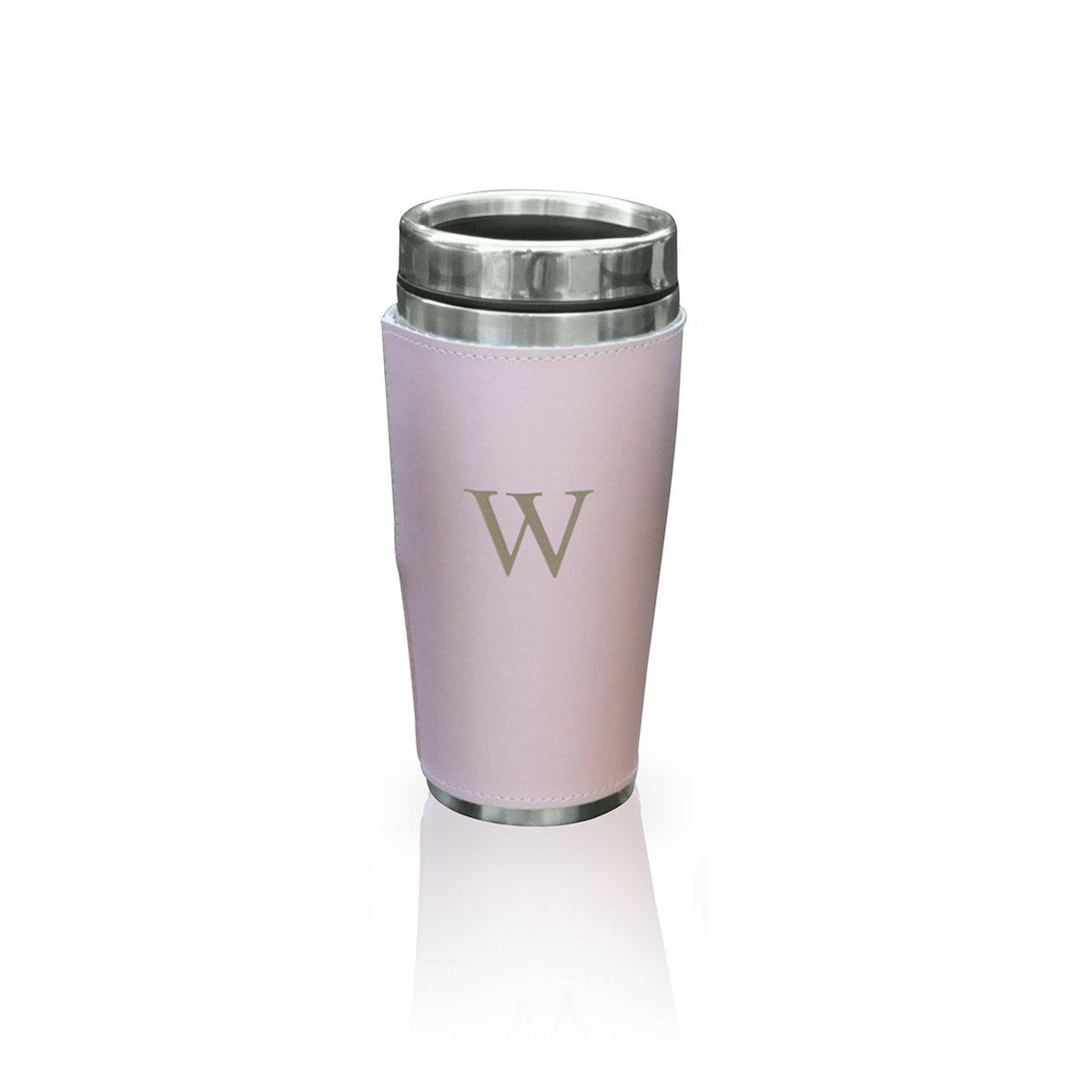 Personalized-Tumbler-Leather-Wrapped-Stainless-Steel