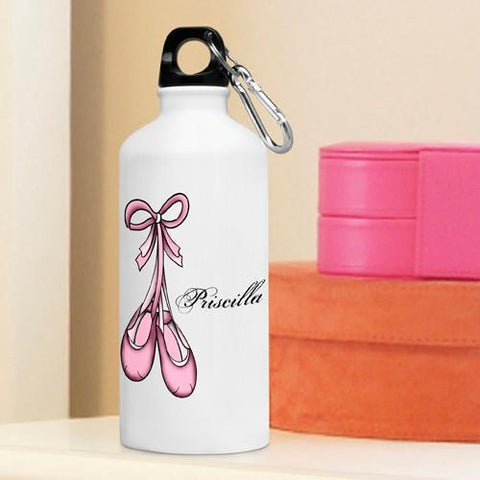 Personalized Kid's Sports Water Bottles - Dance -  - Gifts for Kids - AGiftPersonalized